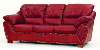 Link toRed colth sofa 3d model