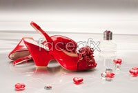 Link toRed high heels high definition pictures