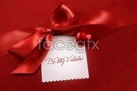 Link toRed ribbon gift bow high definition pictures