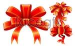 Link toRed ribbon vector