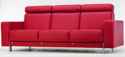 Link toRed sofa 3d model of fashion