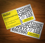 Link toRefined business card psd