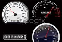 Link toRefined dashboard vector graphics