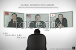 Link toRemote video conference psd