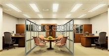 Link toRendering of interior commercial office psd