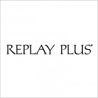 Link toReplay plus logo