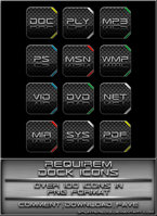 Link toRequirem - dock icons