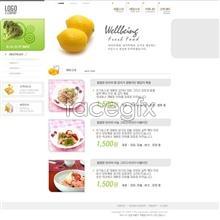 Link toRestaurant sushi class template psd