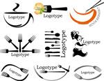 Link toRestaurant vector logo