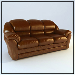 Link toRestore ancient ways brown cortical seater sofas 3d models