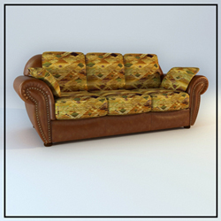 Link toRestore ancient ways decorate cortical people sofa 3d models