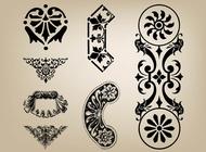 Link toRetro engravings vector free