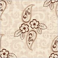 Link toRetro pattern background vector 5