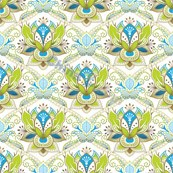 Link toRetro pattern decorative wallpapers-vector design