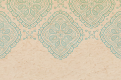 Link toRetro patterned paper background vector