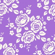 Link toRetro roses seamless patterns design vector 02 free