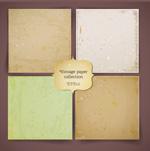 Link toRetro square paper vector