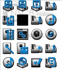 Link toRetro style file icon