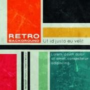 Link toRetro style grunge vector background 02
