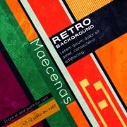 Link toRetro style grunge vector background 04
