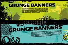 Link toRetro style trend banner vector
