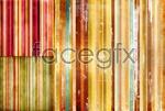 Retro vertical stripes background-1 psd