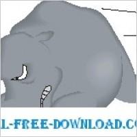 Link toRhino angry 1