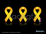 Link toyellow vector Ribbon