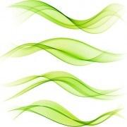 Link toRibbon waves design vector 03