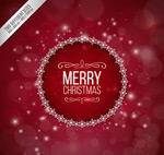 Link toRing christmas greeting cards vector