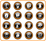 Ring system icons