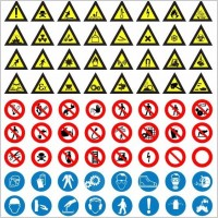Link toRoad sign vector set