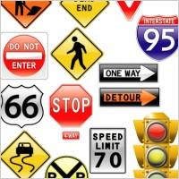 Link toRoad signs  traffic light