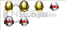Link toRobot avatar icons
