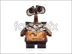 Link toRobot wall-e vector