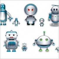 Link toRobots sigma style icons pack