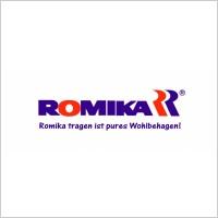 Link toRomika logo