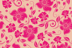 Link toRose floral seamless background vector