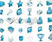Link toRotate color barcode vector
