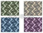 Link toRotate the pattern background vector