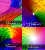 Link toRotating spiral vector