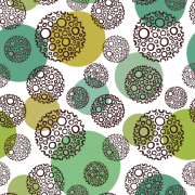 Link toRound abstract pattern vector graphics free