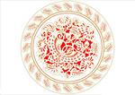Link toRound pattern vector