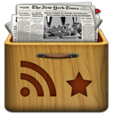 Link toRss reeder icons