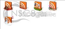 Link toRss software desktop icons