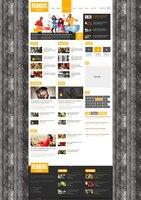 Link toRumors - news / magazine psd template