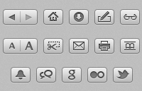 Link toSafari finder glyphs psd