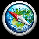 Link toSafari icon set
