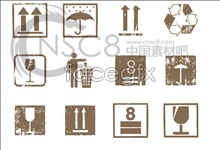 Link toSafety signs desktop icons