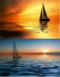 Link toSailing hd pictures psd